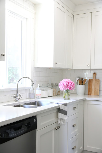 I M Dreaming Of A White Kitchen Open Shelving Too